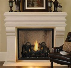 Fireplaces are often a key design element and central focal point of the area in which they reside. At Ledbetter Brick & Stone Co., we represent only the most respected manufacturers in the industry; guaranteeing beauty, quality, longevity, efficiency and value for your home. http://www.ledbetterbrick.com/fireplaces.html