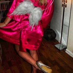 Me blonde girl vs angel pink love sparkling high heels fashion sweet victorias secret beautiful