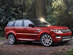 """Land Rover Range Rover Sport "" Most luxurious SUVs In The World 2017 Best luxury SUVs"
