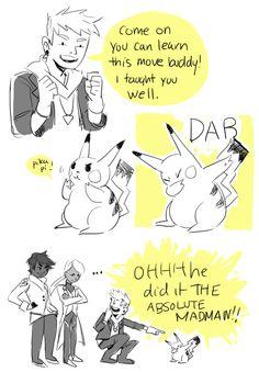 Pokemon Go | Spark, Candela and Blanche by jununy.tumblr.com