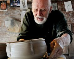 warren mackenzie. the daddy of us all.   I was lucky enough to see Mackenzie at work during a workshop.  He was in Colorado with John Reeves.  They influenced my craftsmanship.