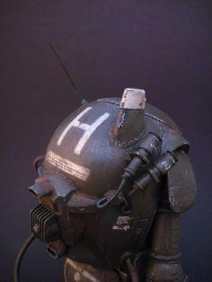 Maschinen Krieger SAFS - H