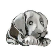 Dog Pandora Charm