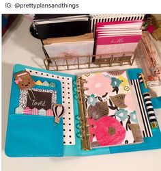 Michael's recollection planners