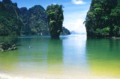James Bond Island Phuket Thailand #Bond #JamesBond #PhuketIslands #PhuketIslandTours #IslandToursPhuket #BeautifulIslands #VacationIslands #Golf #PhuketGolfing