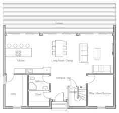house design house-plan-ch398 10