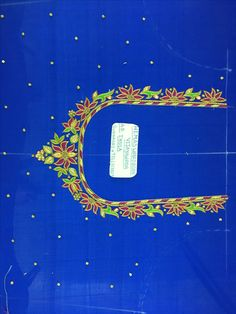 Embroidery Blouse Designs Mission Ideas For 2019 Cutwork Blouse Designs, Wedding Saree Blouse Designs, Pattu Saree Blouse Designs, Simple Blouse Designs, Sari Blouse, Peacock Embroidery Designs, Embroidery Ideas, Maggam Work Designs, Tinkerbell