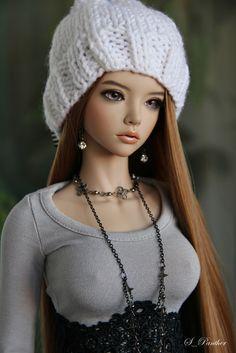 Realistic Dolls - Her Crochet Anime Dolls, Bjd Dolls, Barbie Dolls, Pretty Dolls, Beautiful Dolls, Real Doll, Realistic Dolls, Smart Doll, Digital Art Girl
