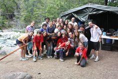 En campamento Anual Ragintuco 2010