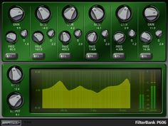 """Filterbank """"Every EQ Ever Made"""" By McDSP"""