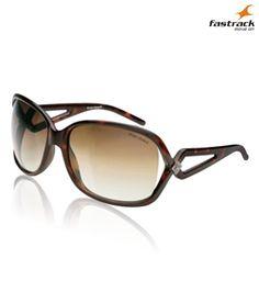 Fastrack P150BR4PF Polarized Sunglasses Sunglasses Online, Polarized Sunglasses, Shades, Brown, Stuff To Buy, Shopping, Fashion, Moda, Fashion Styles