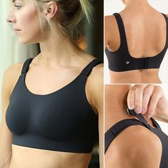 Lululemon Booby Bracer: Uniboob be gone! Just because a bigger-busted gal wants some amazing support when she runs, it doesn't mean she has to give up looking like a woman. The Booby Bracer ($88) is designed specifically for ladies who do high-impact sports like running and happen to have a little more on the top.  I love that this bra is lightweight, supersoft, and seamless. The fabric wicks, even on long, sweaty runs, so I felt comfy and cool. The thicker, padded straps are adjustable for…