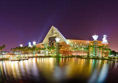 Swan & Dolphin v. Beach Club - Walt Disney World Hotels
