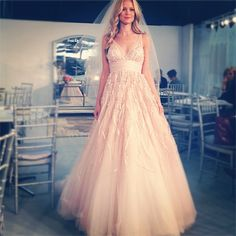 Top 10 Bridal Market Fall 2013 Wedding Dresses via Instagram | Bridal Musings