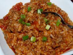 Rice Goulash | Lady Melady: My Castle, My Food