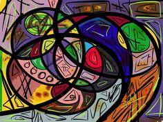 Movimiento, glicee on canvas since $70.00  Para adquisición: arteracines@yahoo.es