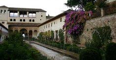 Formal Spanish Garden