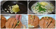 #Gf homemade garlic bread