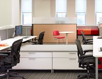 Canvas Office Landscape - Office Furniture System - Herman Miller Creating EPIC workplaces with Canvas at  www.thomasinterior.com