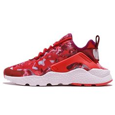sneakers for cheap 4cd6d 02a61 NIKE Womens Wmns Air Huarache Run Ultra Print HK Lt CrimsonNoble RedPRL  Pink 65 US -- Check out this great product.