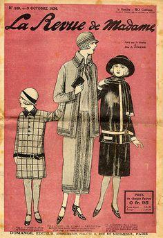 les années 20, début du succès de Coco Chanel