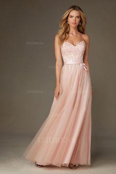 Robe de soir e en mousseline de soie col oblique bretelle for Plus la taille robes de mariage washington dc