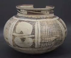 Image 3 : CASAS GRANDES POTTERY JAR Native American Pottery, Mexico, Jar, Image, Painting, Black, Design, Large Homes, Paintings