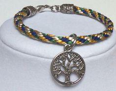 Braided Bracelet Rope Bracelet Braided by CreationsByLacieK