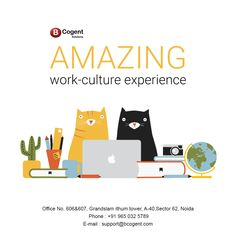 Amazing Work Culture Experience...................................  #Bcogent #sharedofficespace #WorkCulture #WorkExperience #comfortworkzone #officespace #coworking #WorkSpace #sharedspace #smallbusinesses #homeoffice #remoteoffice #remotework #coworker #coworkinglife #coworkingspaceindia #coworkingoffice #Amenities #iThumTower