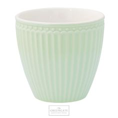 GreenGate Latte cup Alice pale green SS16 #GreenGateOfficial