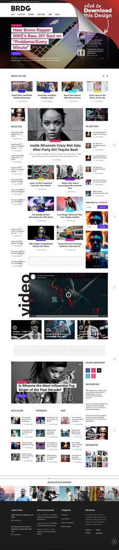 Bridge - Creative Multi-Purpose WordPress Theme agency, ajax, background video, blog, business, clean, creative, fullscreen, mega menu, modern, multi-purpose, parallax, portfolio               Bridge comes with bundled plugins. For details on how bundled plugins work, please refer to this article: https://help.market.envato.com/hc/en-us/articles/213762463-Bundled-Plugins  Main Features  BRIDGE is a retina multi-purpose WordPress theme built on ...