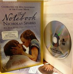 #AmazonGiveaway #EntertoWin #Giveaway #NicholasSparks #TheNotebook #Book with #Movie #DVD combo set  https://giveaway.amazon.com/p/0de136b45b965858
