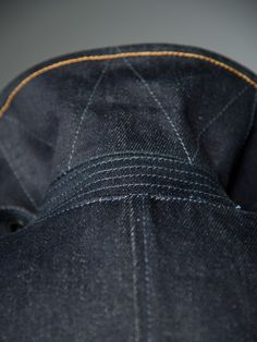 Out of the Ordinary: The Nudie Edward Denim Pea Coat