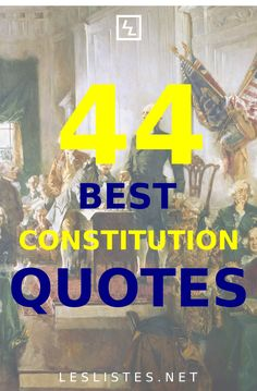 The history of the Constitution of the United States hasn't been easy. Check out the top 44 Constitution quotes. #constitution Constitution Quotes, United States Constitution, People Quotes, Me Quotes, Individual Rights, Thomas Paine, Ayn Rand, Bill Of Rights, Margaret Atwood