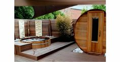 Barrel Sauna - Outodoor Sauna | hot tubs, pools | Winnipeg | Kijiji