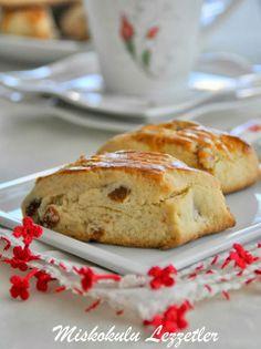 Üzümlü Pastane Kurabiyesi ~ miskokulu lezzetler