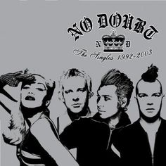 no doubt album covers | No Doubt Boom Box Album Cover