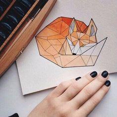 Geometry Fox