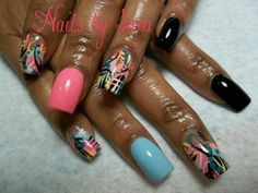 View on FB: Nails by Sara