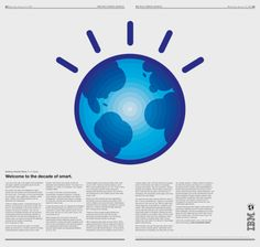 IBM World icon illustration World Icon, Ibm, Identity, Diagram, Graphic Design, Illustration, Infographics, Campaign, Australia