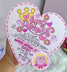 Card Drawing, Disney Drawings, Stuffed Toys Patterns, Diy And Crafts, Kawaii, Lettering, Floral, Party, Gifts