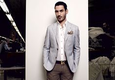 Discover the new Menswear Collection S-S 2015 | Kiton