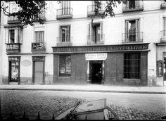 Imágenes del viejo Madrid.