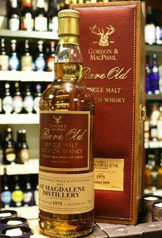 Gordon & MacPhail rare old single malt Scotch Whisky