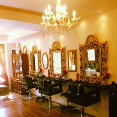Greenfield salon