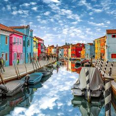 Burano #Italy www.sognoitaliano.it