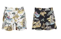 Shorts: ¿crudo o negro?