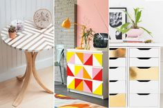 Ideas para convertir un mueble en tu mueble, no te pierdas estas ideas sobre Ikea hacks e iníciate en el arte de hackear tus muebles.