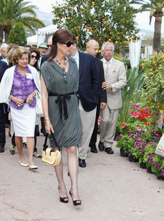 Princess Caroline of Monaco's Feet << wikiFeet