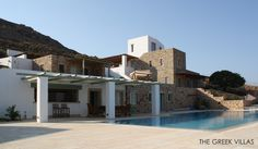 Greek Luxury Villas, Patmos Villa St Agnes, Dodecanese, Greece
